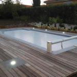 Eclairage terrasse de piscine